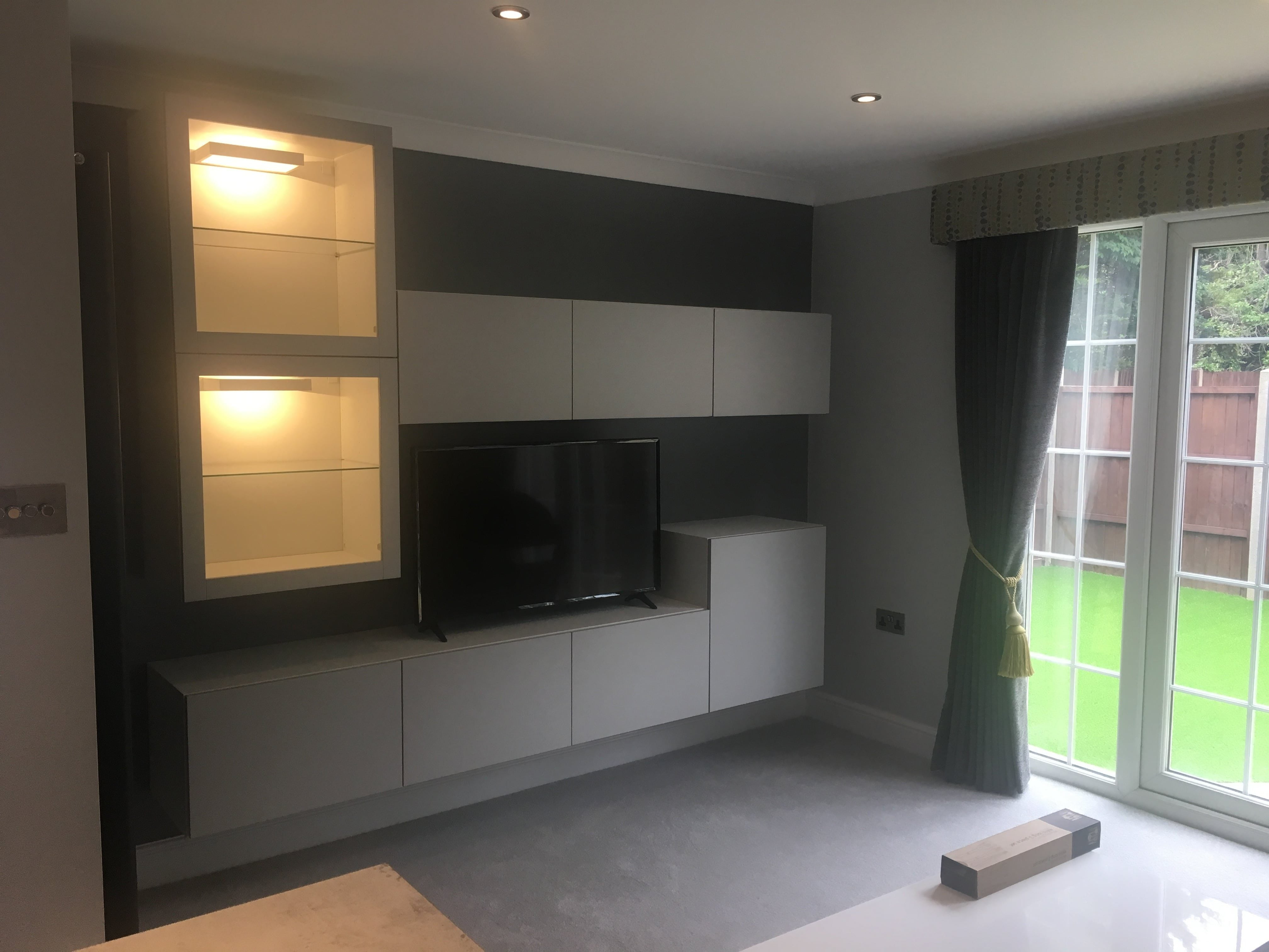 Lounge TV stand